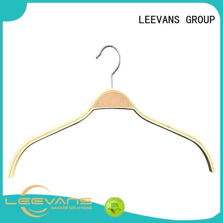 LEEVANS bar timber hangers company for trouser