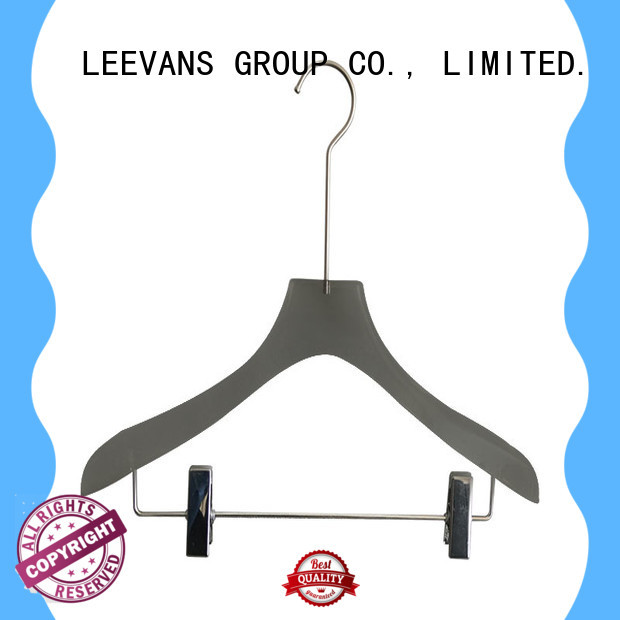 Latest acrylic clothes hangers dress manufacturers for suits