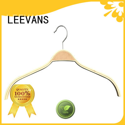Top hangers wholesale laminated Suppliers for clothes