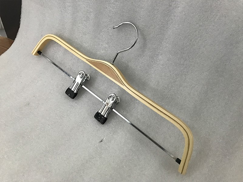 LEEVANS Latest clothes hangers for skirts factory for trouser