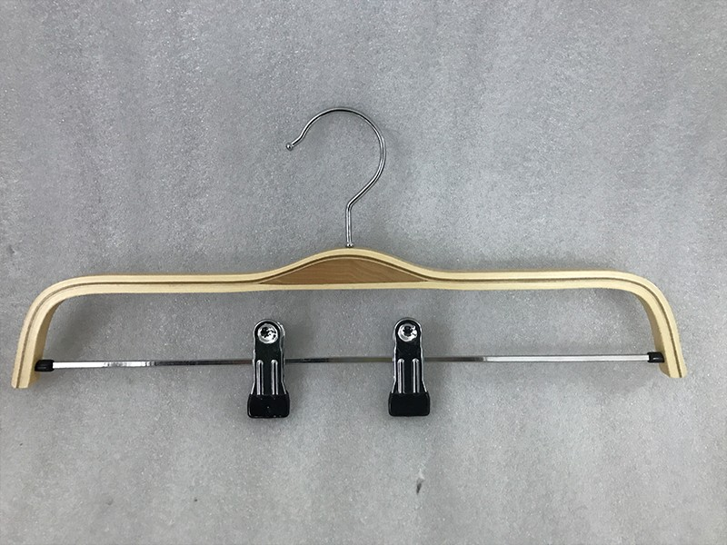 High-quality wooden coat hangers wholesale color for business for trouser-6
