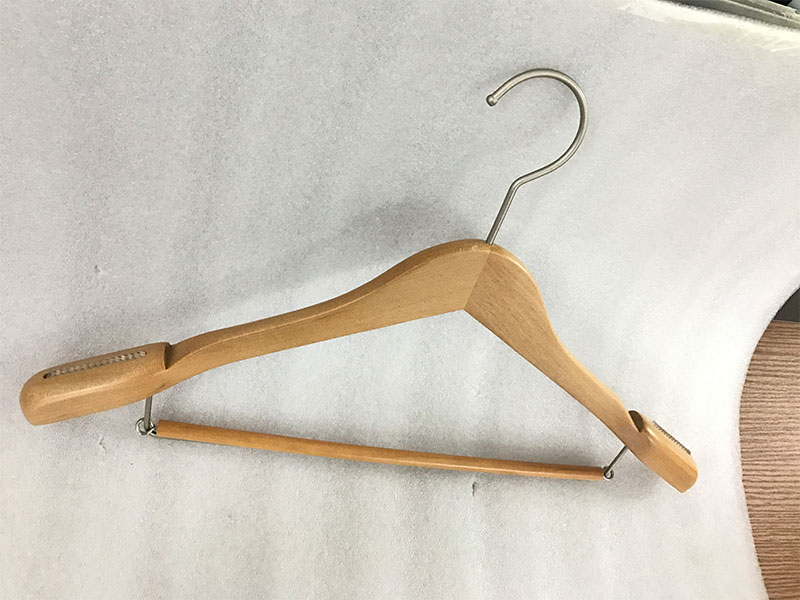 Latest where to buy wooden coat hangers shape manufacturers for clothes-7