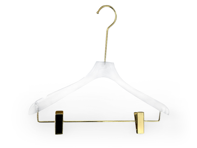Clothing Store High-grade OEM Transparent Acrylic Hanger