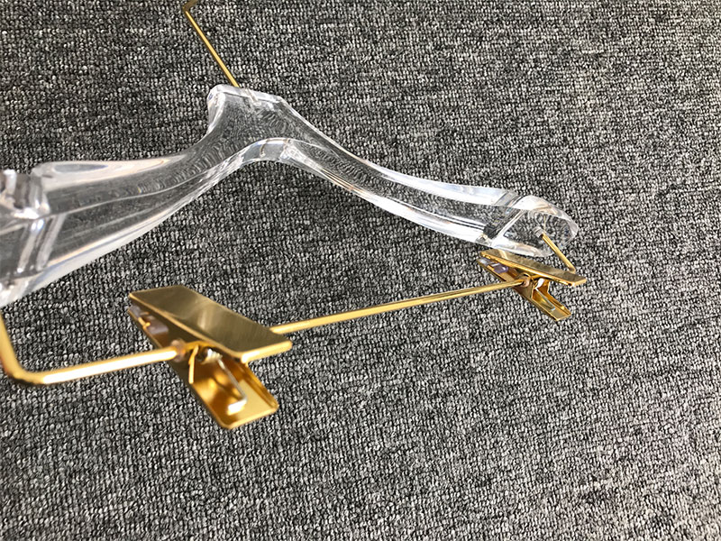 LEEVANS shirts acrylic hangers wholesale Supply for suits-7