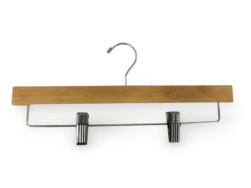 Custom Design Wooden Hanger For Children , kids, Trouser , Clothes Skirt