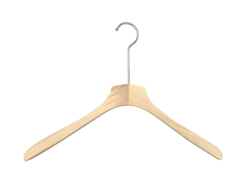 OEM Free Sample Wooden Hanger With Wholesale Price