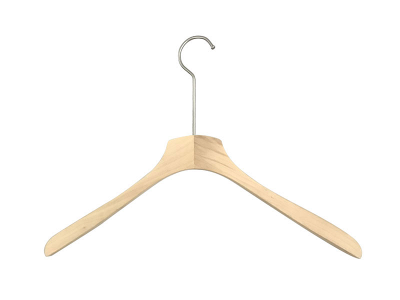 product-LEEVANS-LEEVANS non dark wood coat hangers for business for children-img
