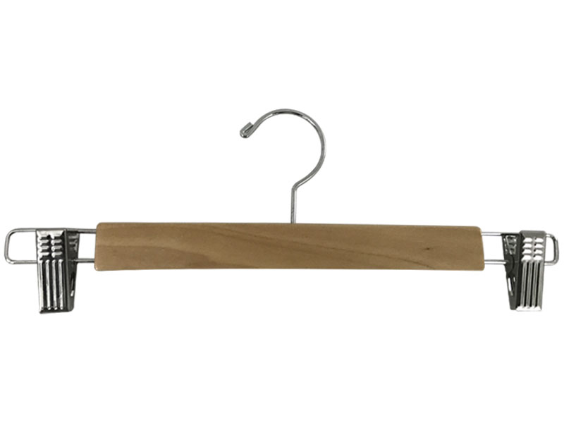 LEEVANS Best buy wooden hangers for business for trouser-1