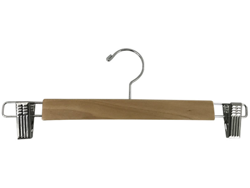 LEEVANS sales wooden suit hangers wholesale company for clothes