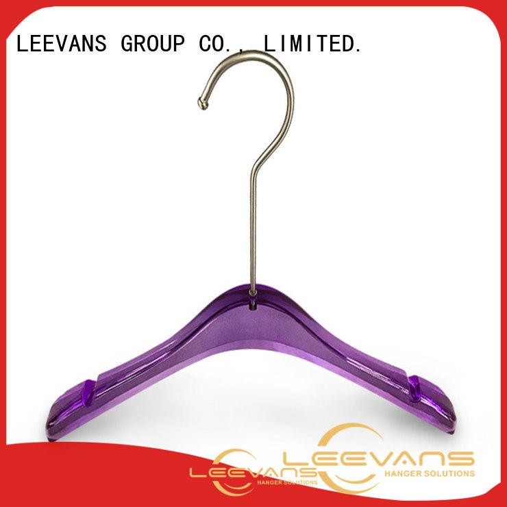 LEEVANS Latest decorative hangers manufacturers for suits