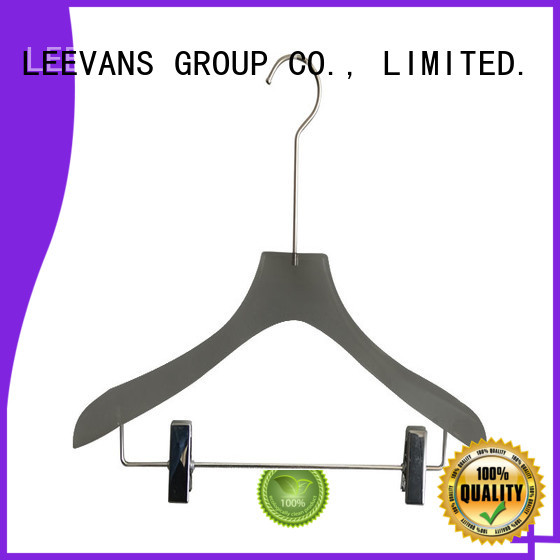 LEEVANS highgrade best hangers manufacturer for casuals