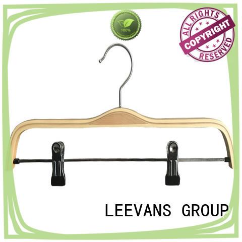 LEEVANS online best wooden hangers manufacturer for clothes