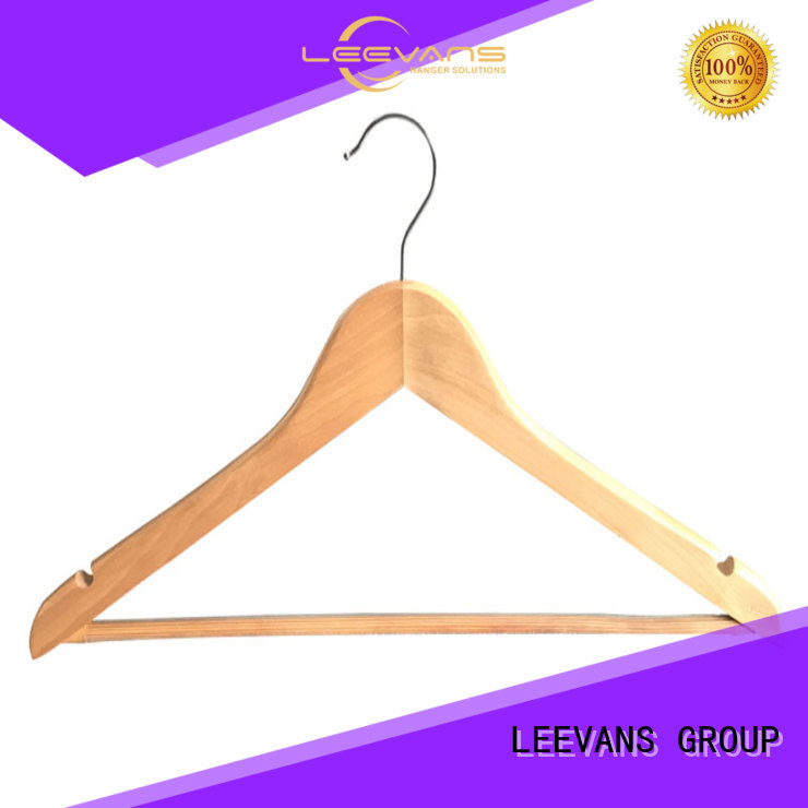 New buy wooden hangers online top company for skirt