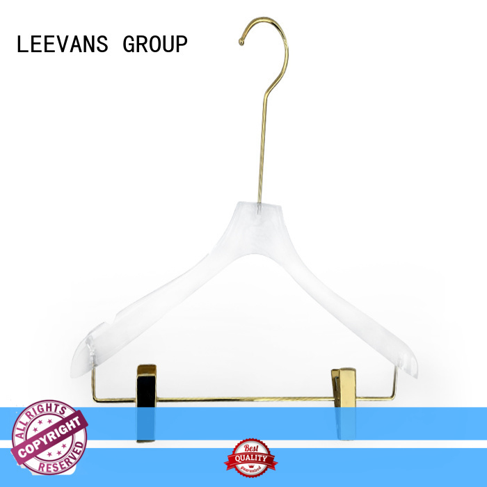 luxury acrylic hanger sale manufacturer for pant