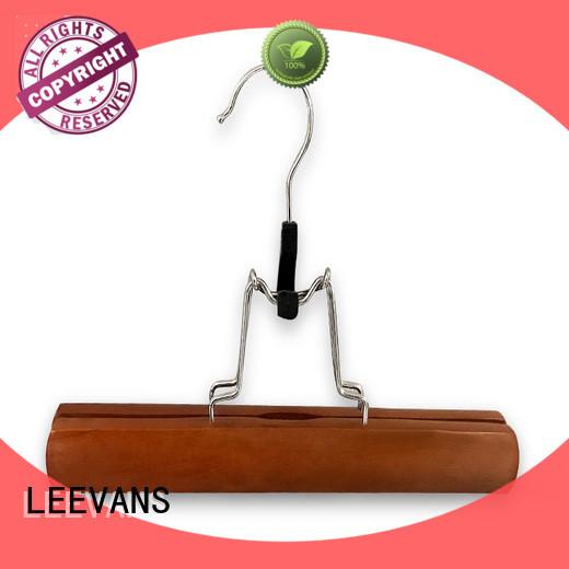 LEEVANS Best buy wooden clothes hangers manufacturers for children