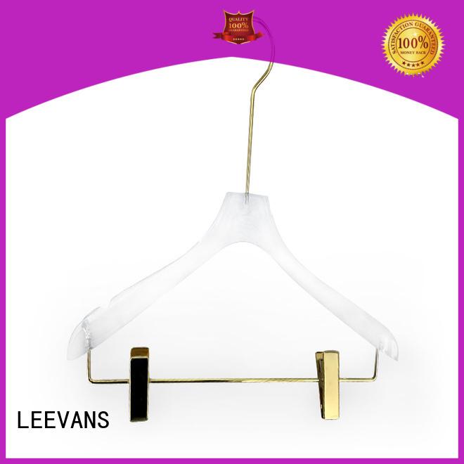 LEEVANS oem best coat hangers manufacturer for casuals