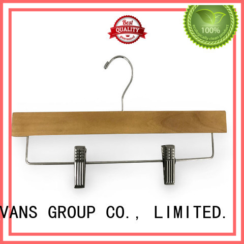 LEEVANS extension wooden baby hangers Suppliers for children