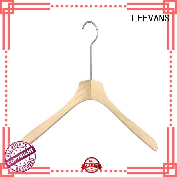 LEEVANS covered trouser coat hangers Suppliers for skirt