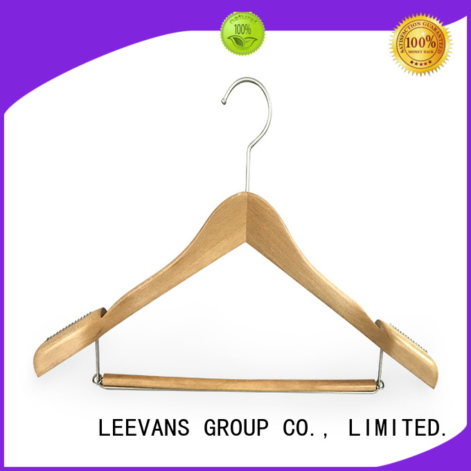 LEEVANS design extra wide clothes hangers Supply for children