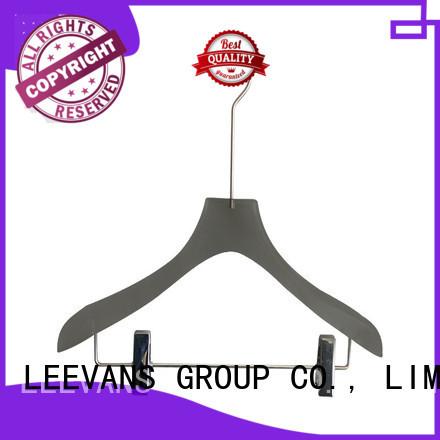 LEEVANS bottom kids coat hangers company for pant