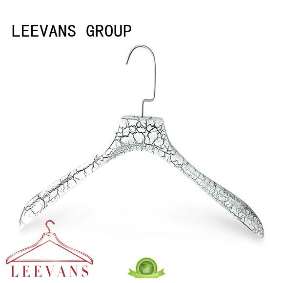 wooden hanger clips clips for skirt LEEVANS