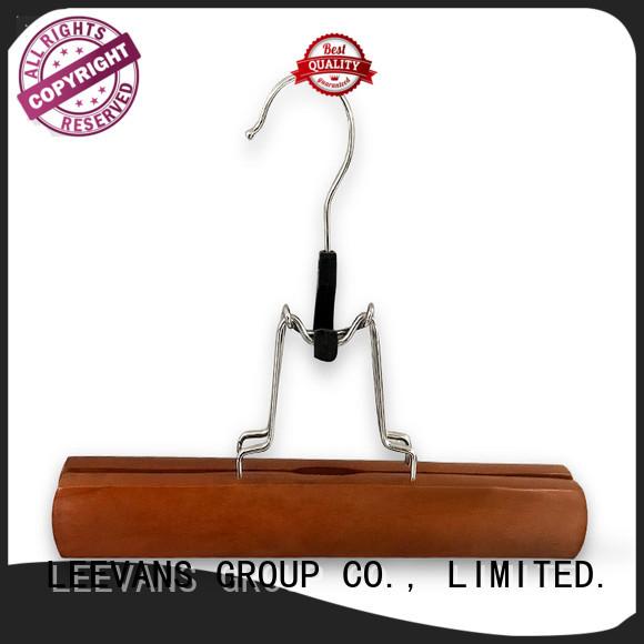 LEEVANS Best wooden cloth hanger Suppliers for pants