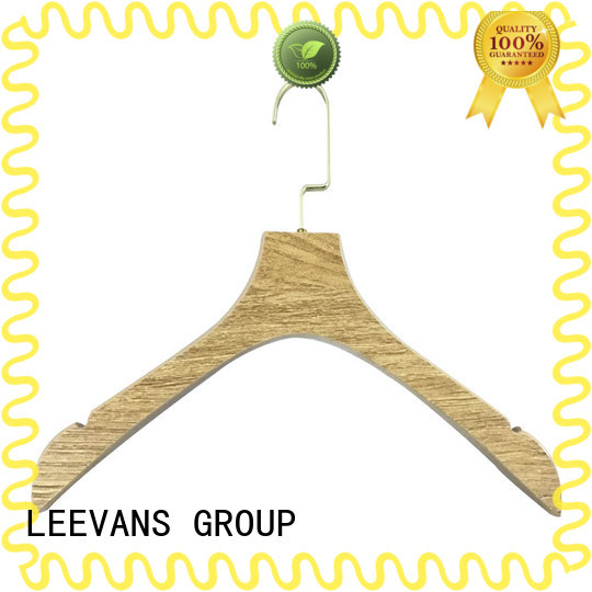 Top where to buy wooden hangers laminate factory for skirt