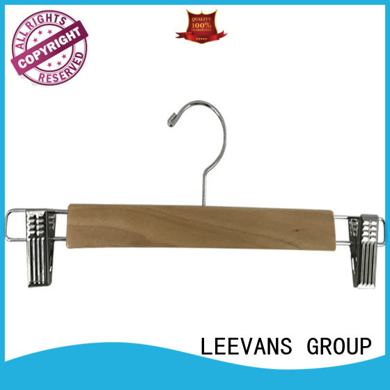Latest black hangers laminated for business for clothes