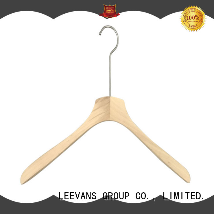 LEEVANS Best wide coat hangers for business for kids