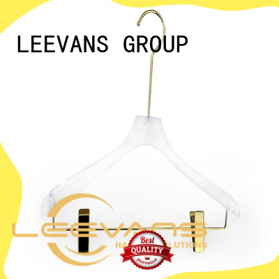 LEEVANS clothing custom hangers Suppliers for trusses