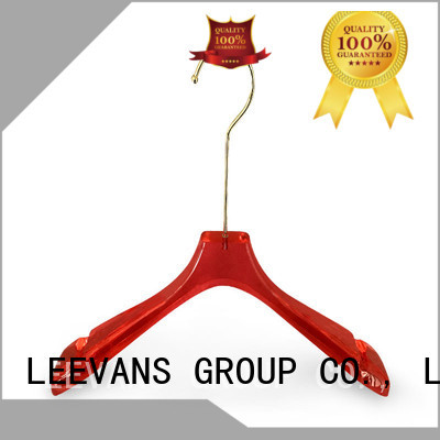 LEEVANS High-quality heavyweight hangers Suppliers for T-shirts