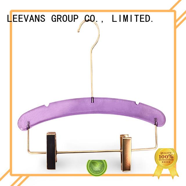 best suit hangers store for pant LEEVANS