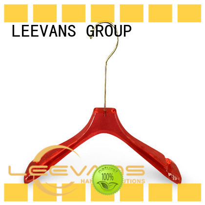 LEEVANS sale good hangers Supply for jackets