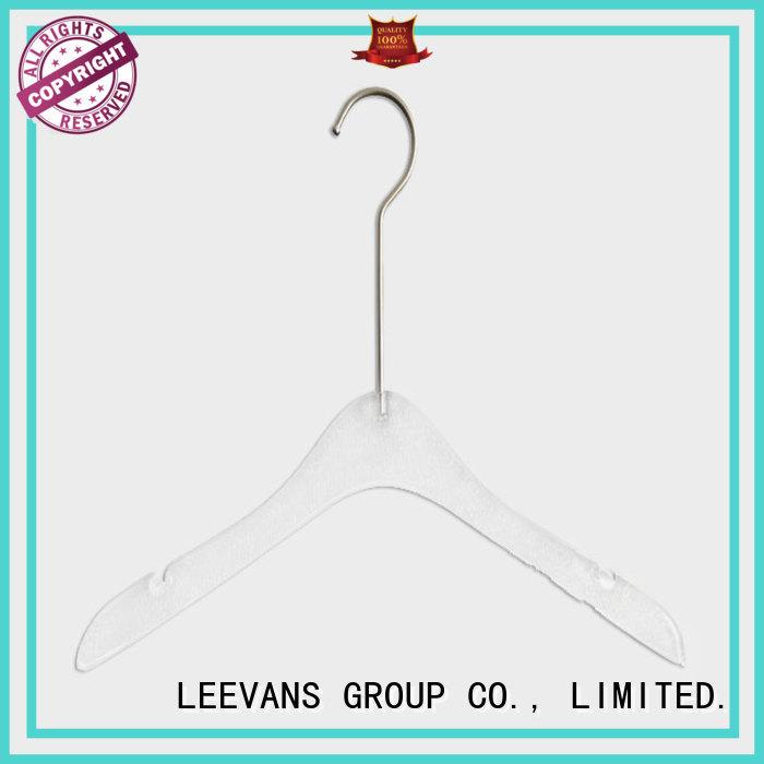 LEEVANS Custom modern coat hanger Suppliers for pant