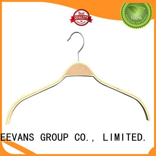 LEEVANS or wooden cloth hanger for business for trouser