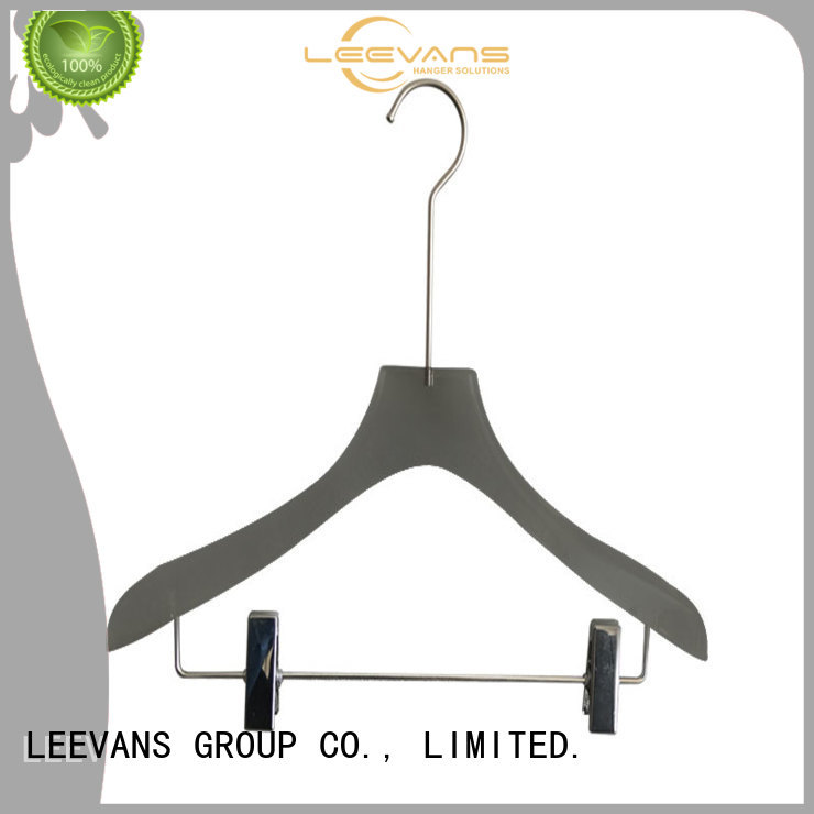 LEEVANS sale clothes hanger clips for business for T-shirts