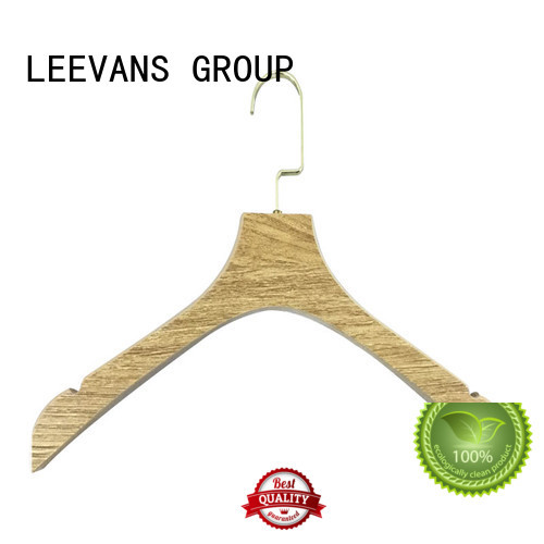 Latest solid wood hangers garment manufacturers for children