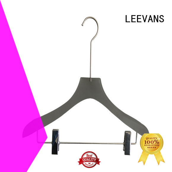 LEEVANS Wholesale acrylic coat hooks Suppliers for T-shirts