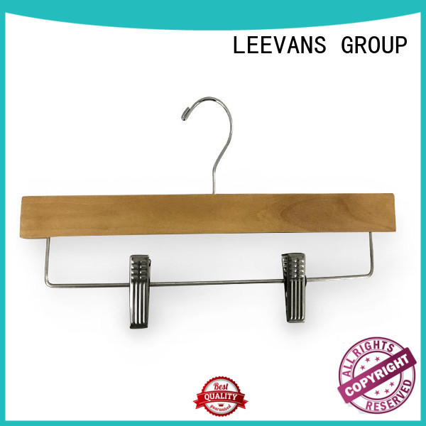 LEEVANS price ladies clothes hangers for business for pants