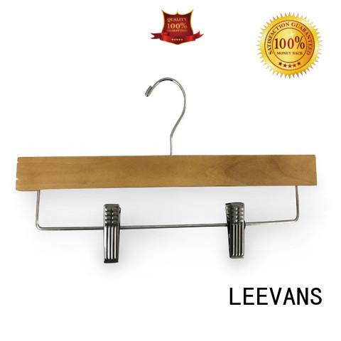LEEVANS oem luxury hangers company for skirt