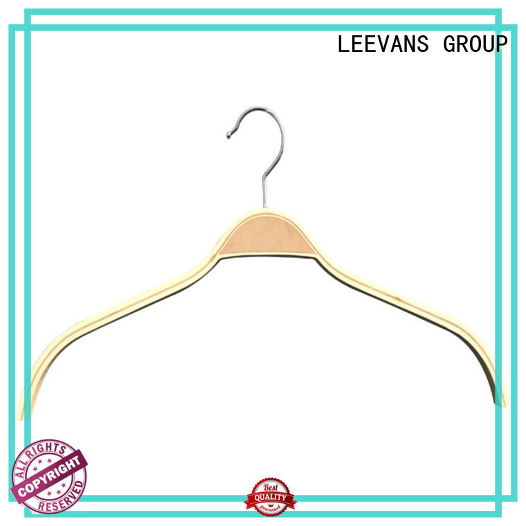 New white wood hangers bulk solid manufacturers for clothes