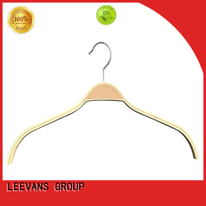 LEEVANS New wooden hangers for sale company for children
