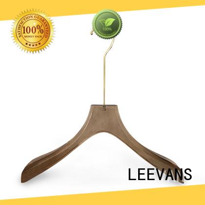 LEEVANS suppliers locker hanger factory for suits