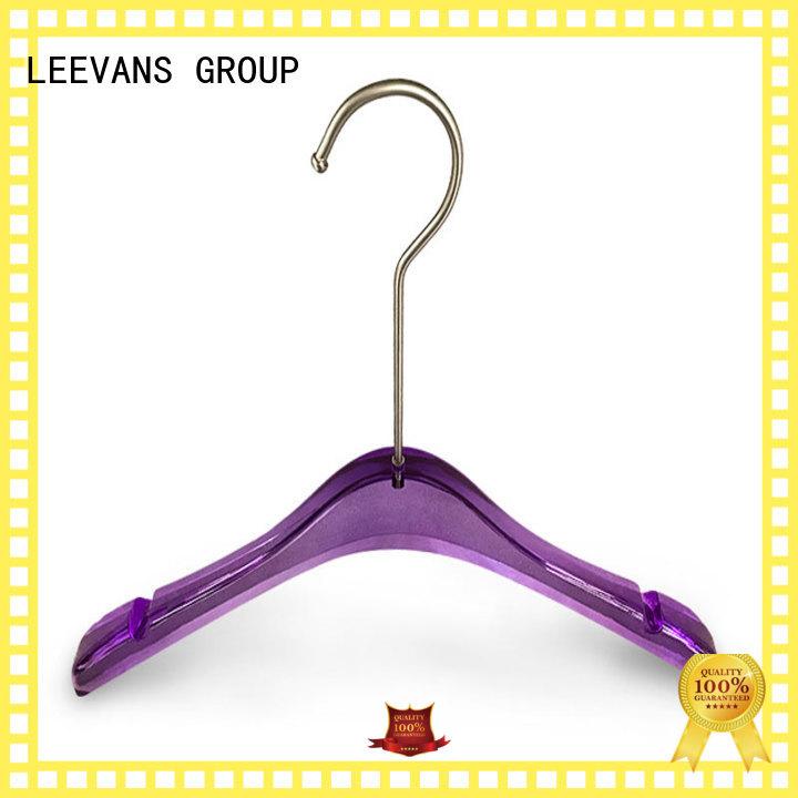 LEEVANS bedroom cheap coat hangers Supply for casuals