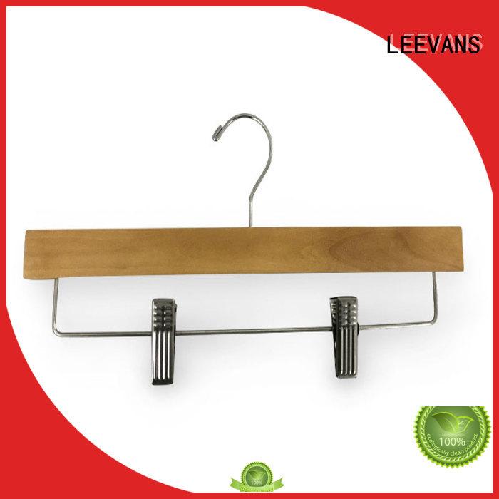 wooden hangers wholesale hangers with metal hook for children