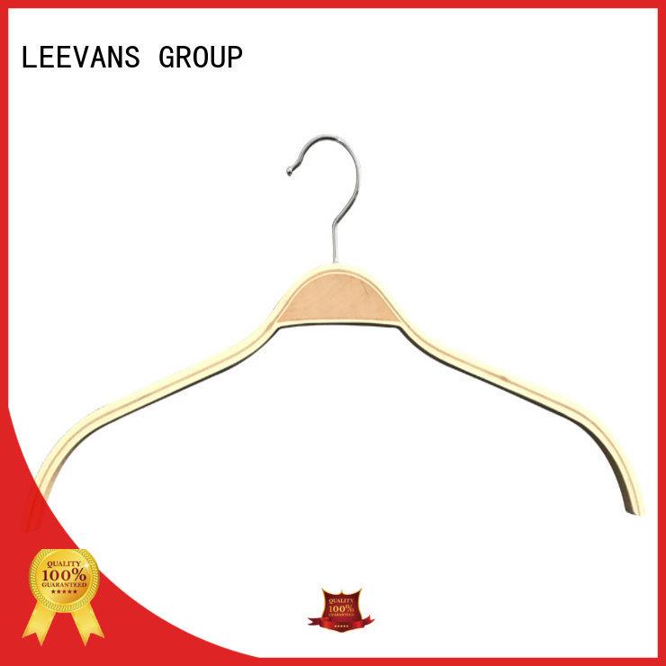 LEEVANS Best hangers wholesale company for skirt