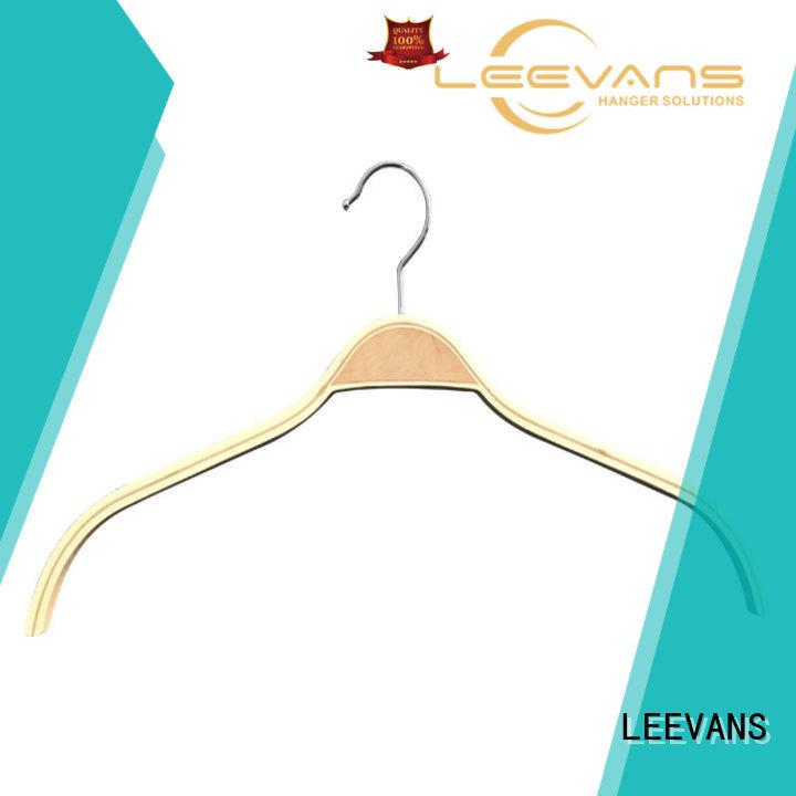 LEEVANS Custom portable clothes hanger for business for skirt