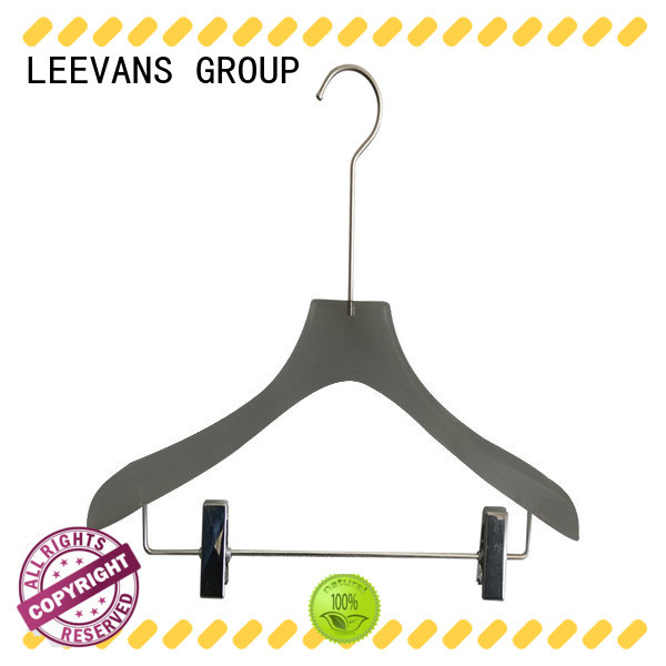 LEEVANS Top acrylic coat hooks manufacturers for T-shirts