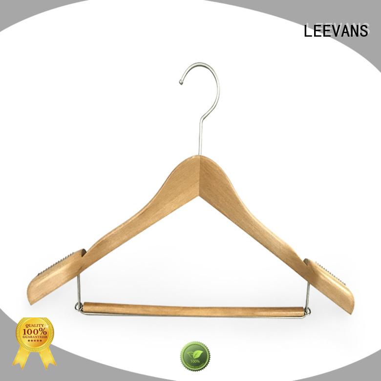 LEEVANS white suit jacket hanger manufacturers for clothes