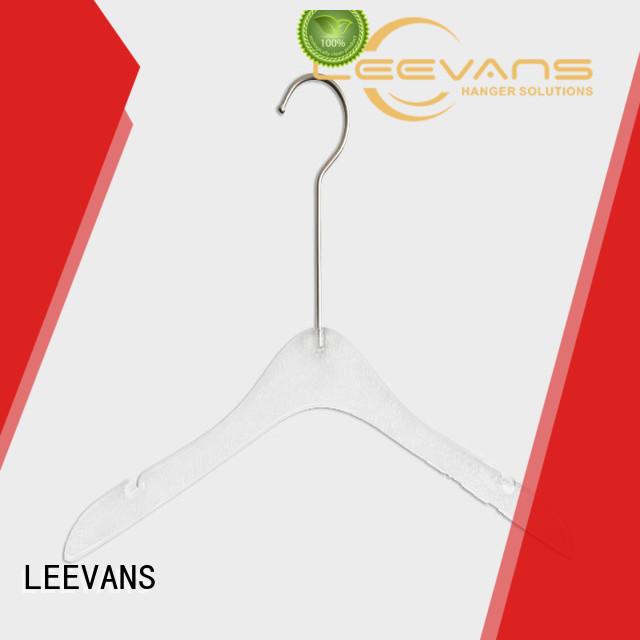 LEEVANS online portable clothes hanger with wide shoulder for trusses